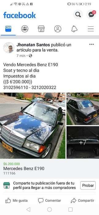 <strong>mercedes-benz</strong> Clase E 1984 - 150000 km