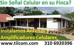 SOLUCIONES DE COBERTURA CELULAR AMPLIFICADORES ANTENAS REPETIDORES
