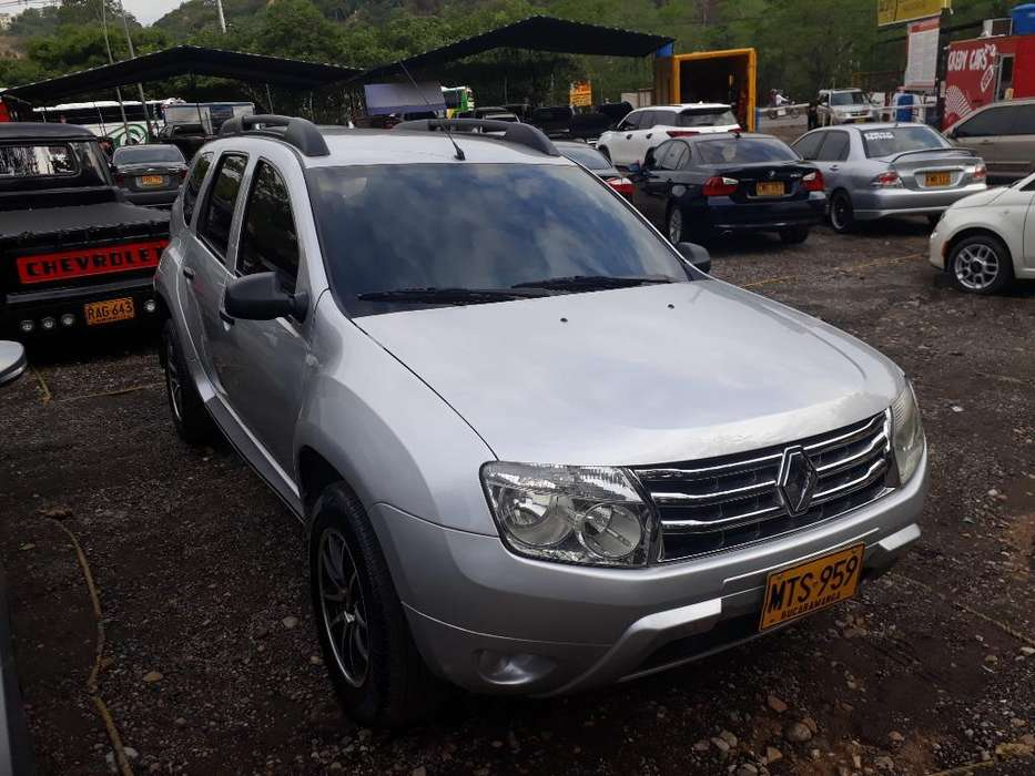 Renault Duster 2013 - 55000 km