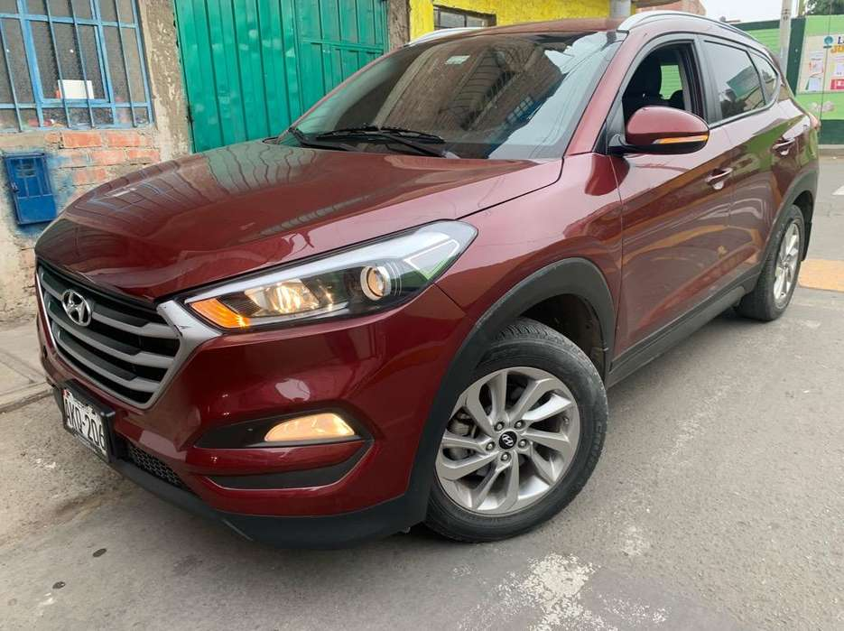 Hyundai All New Tucson 2016 - 0 km
