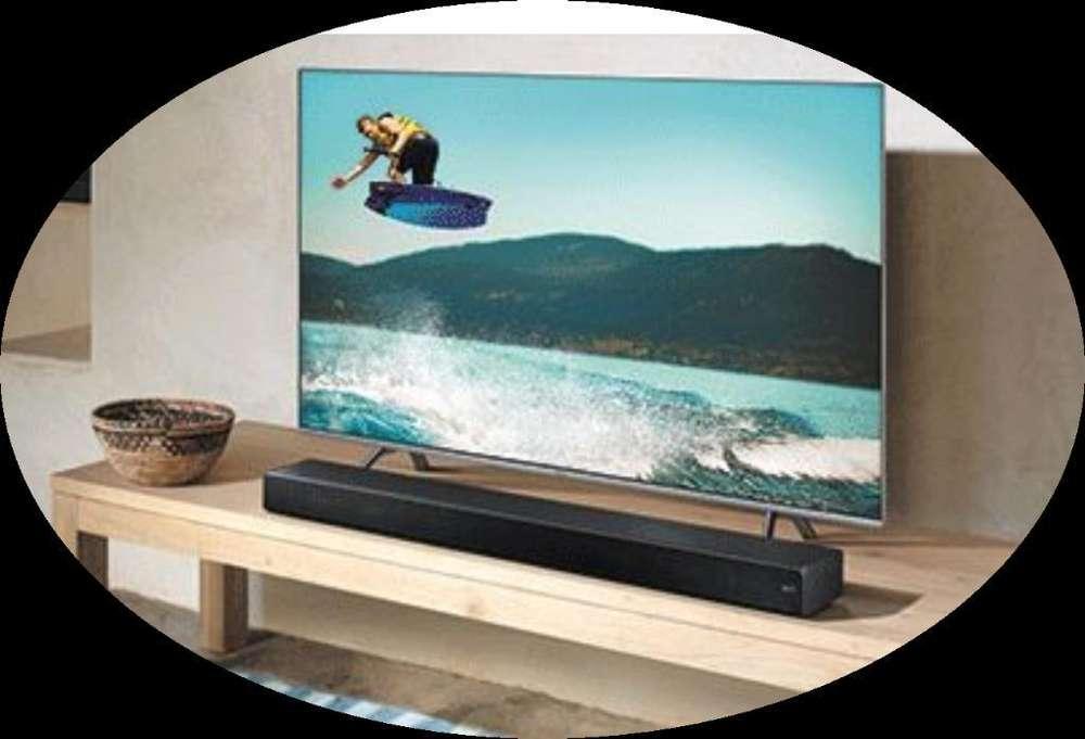 Tv Smart Sony 55 4k Mas Soundbar