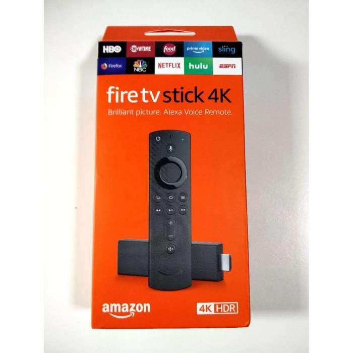 Fire Tv Stick 4k Economico