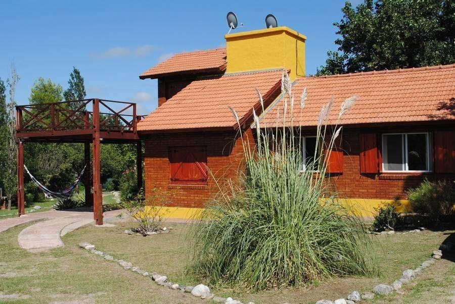 rs04 - Apart para 2 a 6 personas con pileta en Villa De Merlo