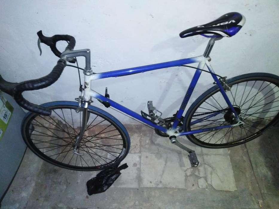 Bicicleta Marca Moreno Todo Chimano 600