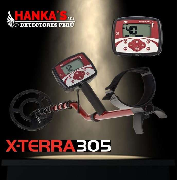 DETECTOR X-TERRA 305