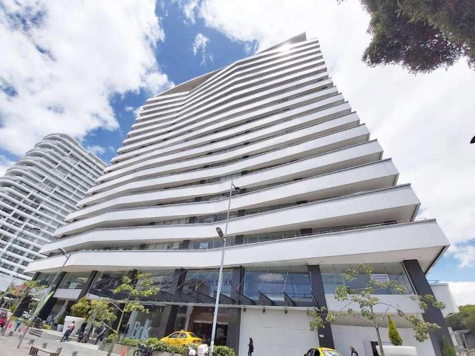 Oficina de Venta Edificio Metropolitan, Sector La Carolina, 80 m²