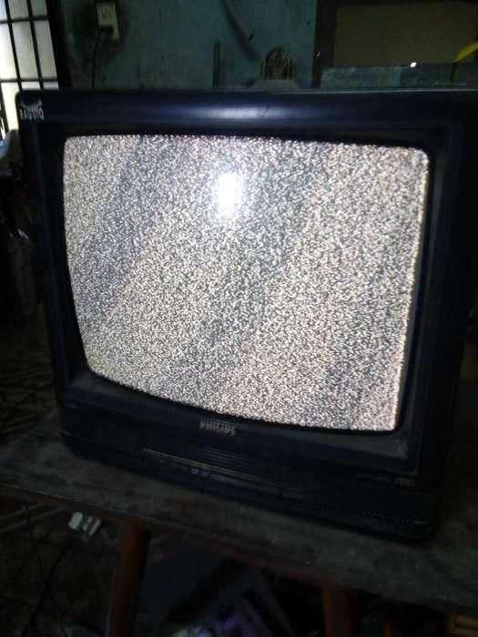 <strong>televisor</strong> Phillips de 20 pulgadas