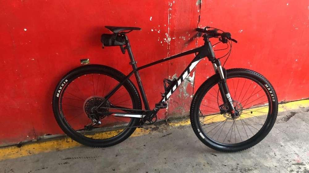 Bicicleta Scott Scale talla L