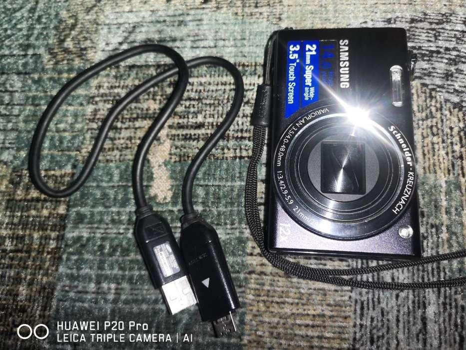 Cámara Digital Samsung Wb210