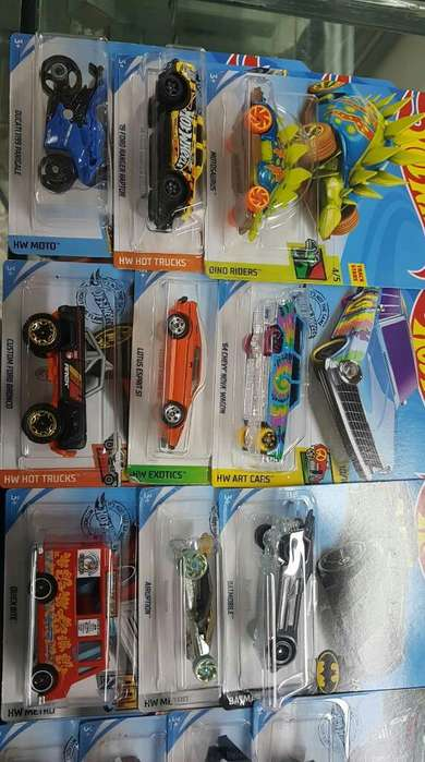 Hot Wheels Nuevos
