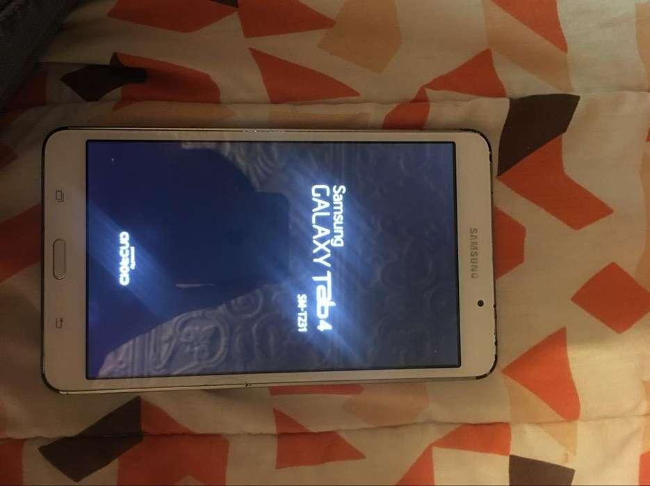 Vendo Una Tablet Tab 4 Samsung