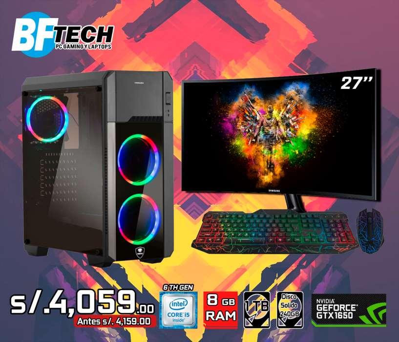 PC GAMING INTEL CORE I5 6TH GEN 15
