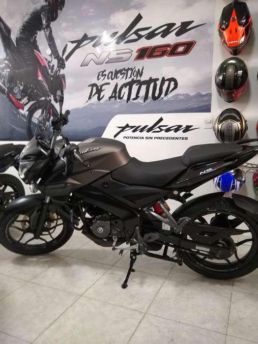 Auteco Pulsar Ns 160 Mod 2019