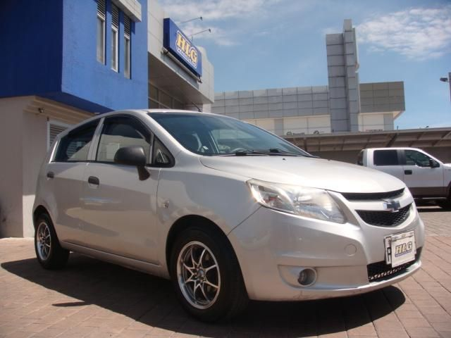 Chevrolet Sail 2012 Flamante