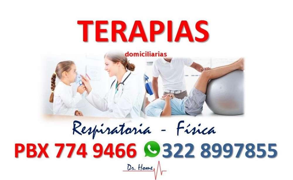 Terapia respiratoria a domicilio en Chia Cundinamarca