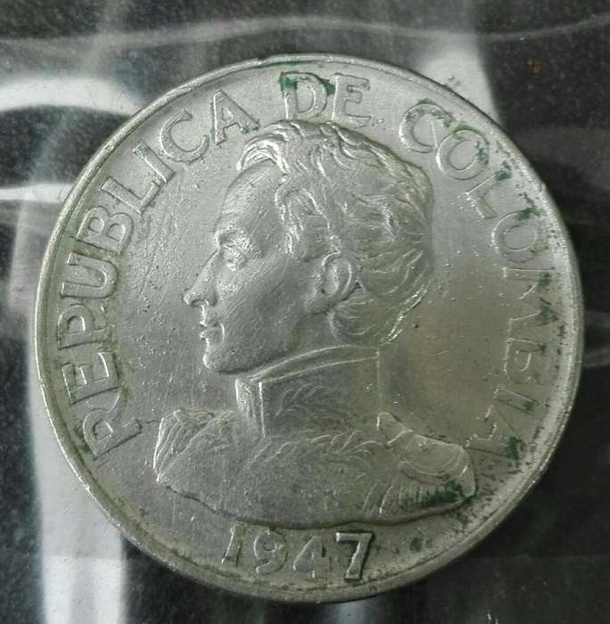 Moneda de Plata.