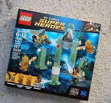 Lego 76085 La Batalla de Atlantis Marvel . LEGOTIENDAPERU