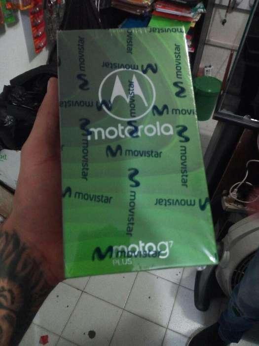 Moto G7 Plus Nuevo