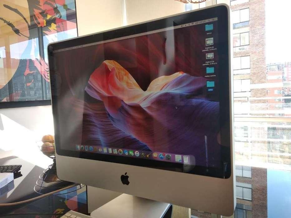Computador iMac 24 Pulgadas