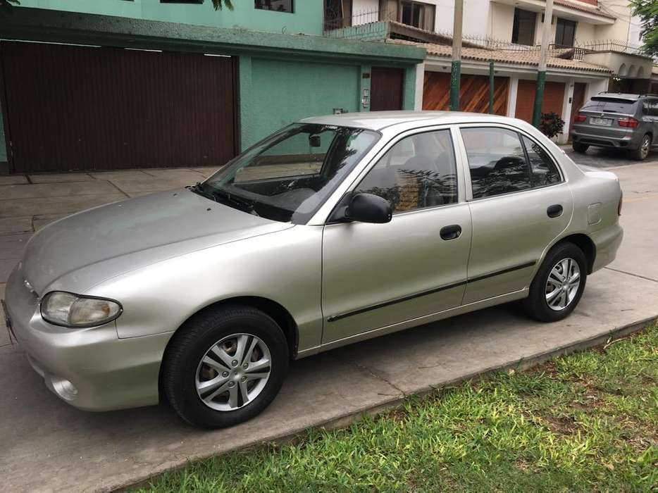 <strong>hyundai</strong> Accent 1998 - 190000 km
