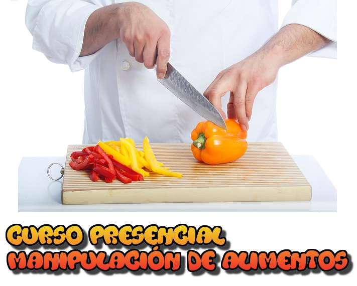 Curso Presencial de Manipulación de Alimentos Medellin