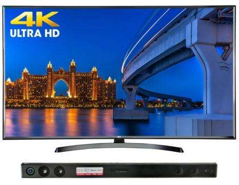 TV LG 65UK6350 SMART 4K HDR BLUETOOTH 65