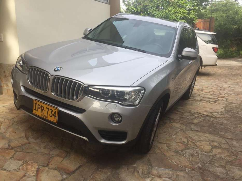 <strong>bmw</strong> X3 2016 - 0 km