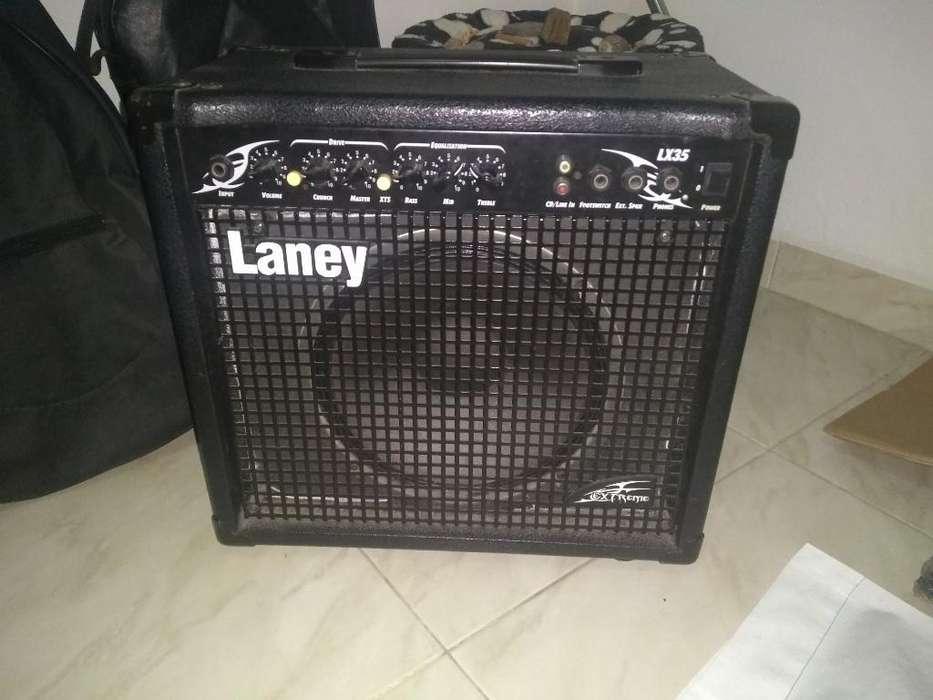 Amplificador Laney Lx35