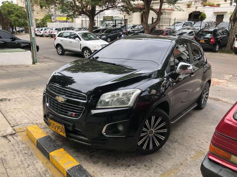 Chevrolet Tracker 2013 - 80000 km