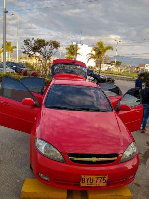 Chevrolet Optra 2007 - 84200 km
