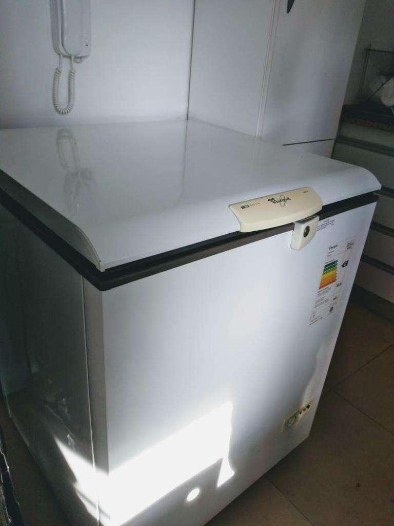 Freezer Whirlpool Impecable!
