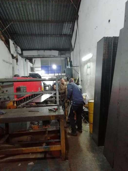 maquinaria para fabrica de equipos para la construccion