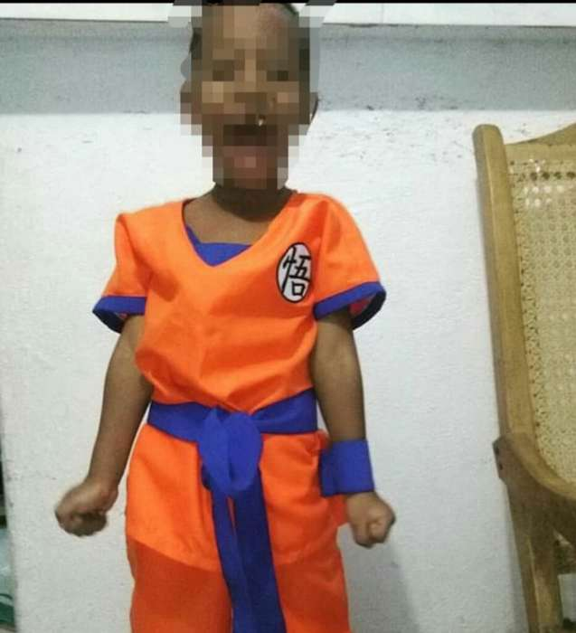 Vendo2 Disfraces de Niño. Goku Y Superm