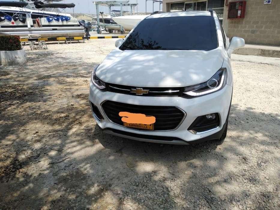 Chevrolet Tracker 2018 - 26000 km