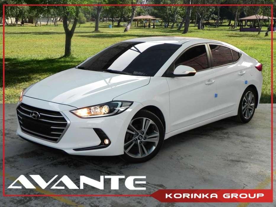 Hyundai Avante 2017 - 30000 km