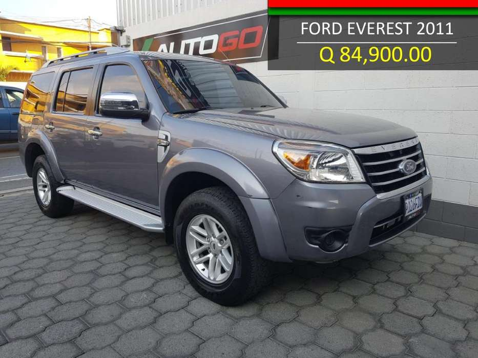 Ford Everest 2011 - 78000 km