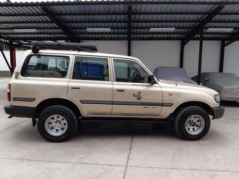 Toyota Land Cruiser 1997 - 294781 km