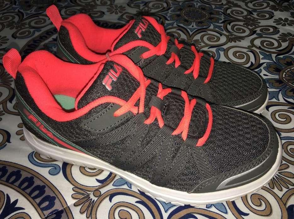 Zapatos Fila Despoetivos Mujer