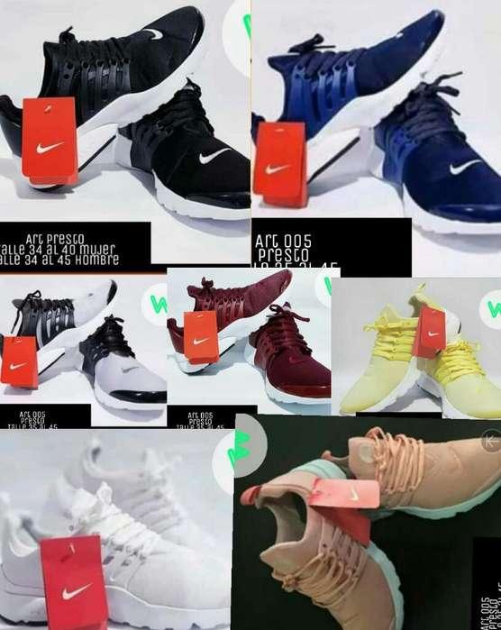 Nike Presto.encargue con Seña.