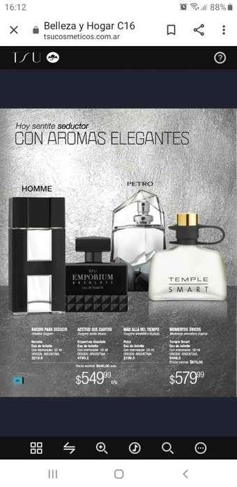 Perfumes Masculinos por Encargue Tsu
