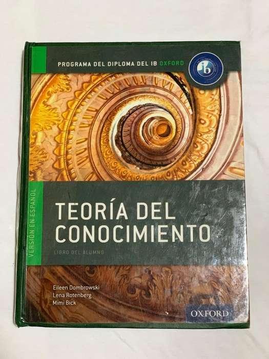 Libro de <strong>teoria</strong> Del Conocimiento Bi