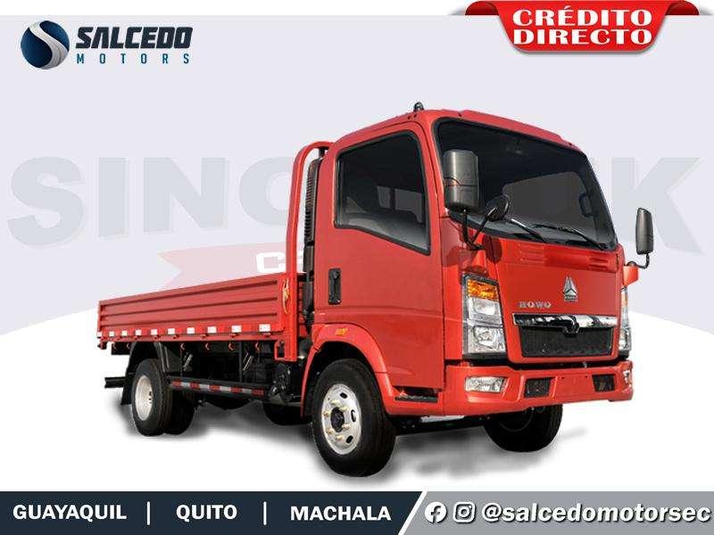SINOTRUK - Camión ST4.5