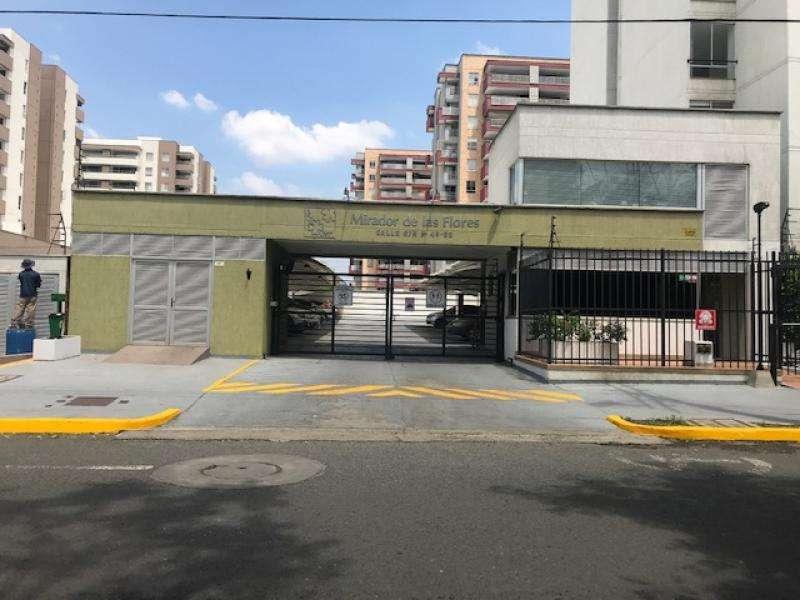 Cod. VBECI-541 <strong>apartamento</strong> En Venta En Cali Urbanización La Flora
