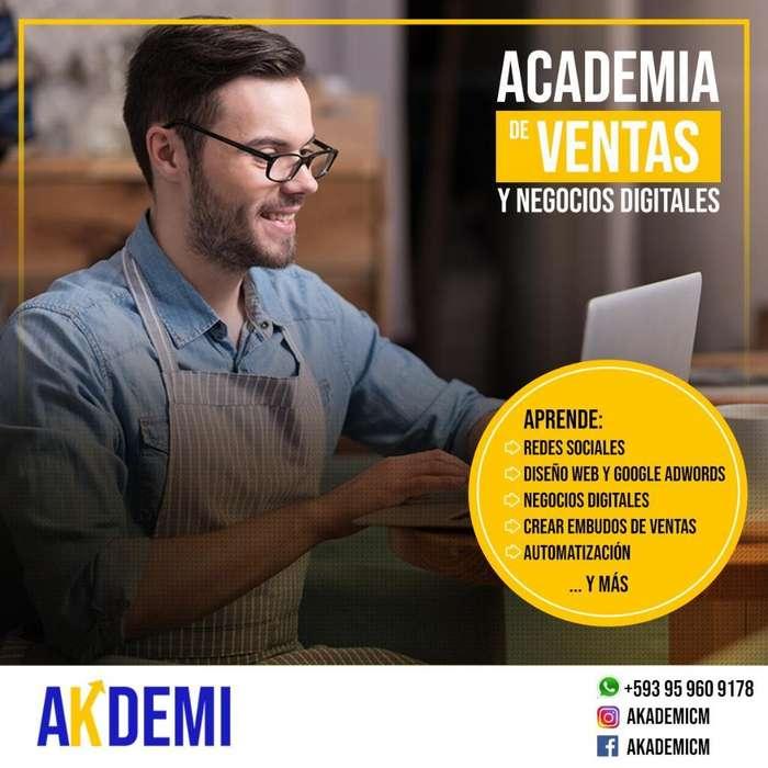 Academia de Ventas (online)