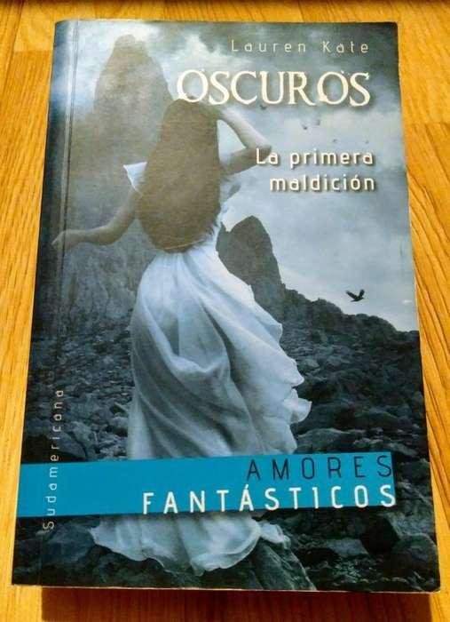 Libro5 La Primera Maldicion,saga Oscuros