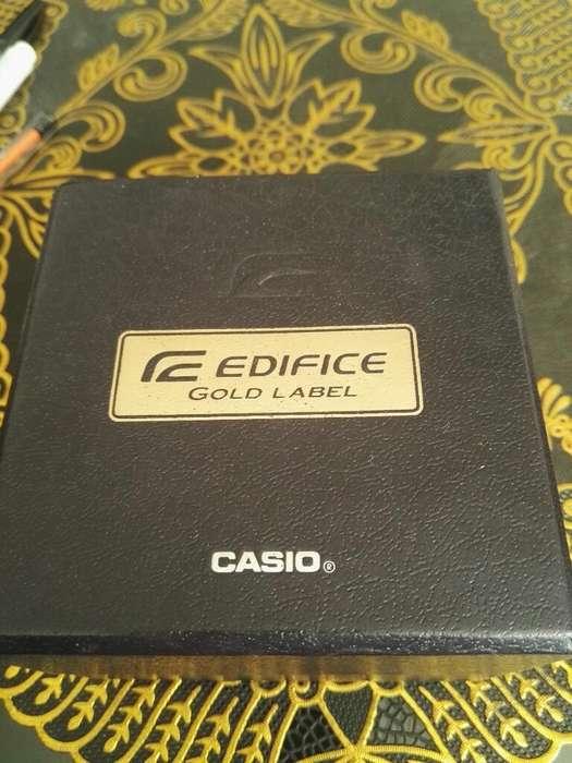 Se Vende Bonito Reloj Casio Edifice Orig