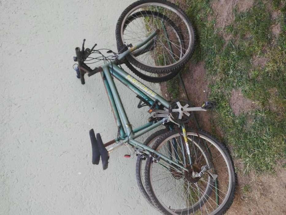 Bicicletas R.26 18 cbios shimano