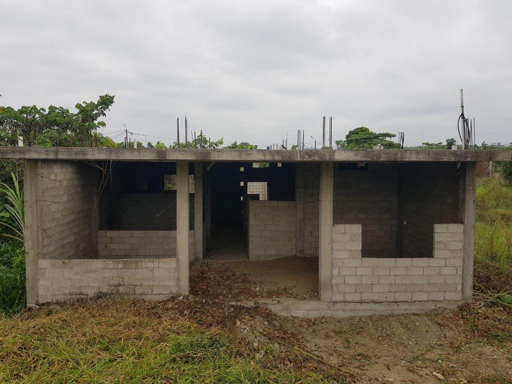 VENDO VIVIENDA EN CONSTRUCCIÓN QUEVEDO
