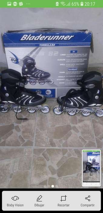 Rollers sin Uso Oportunidad Talle 37, 38