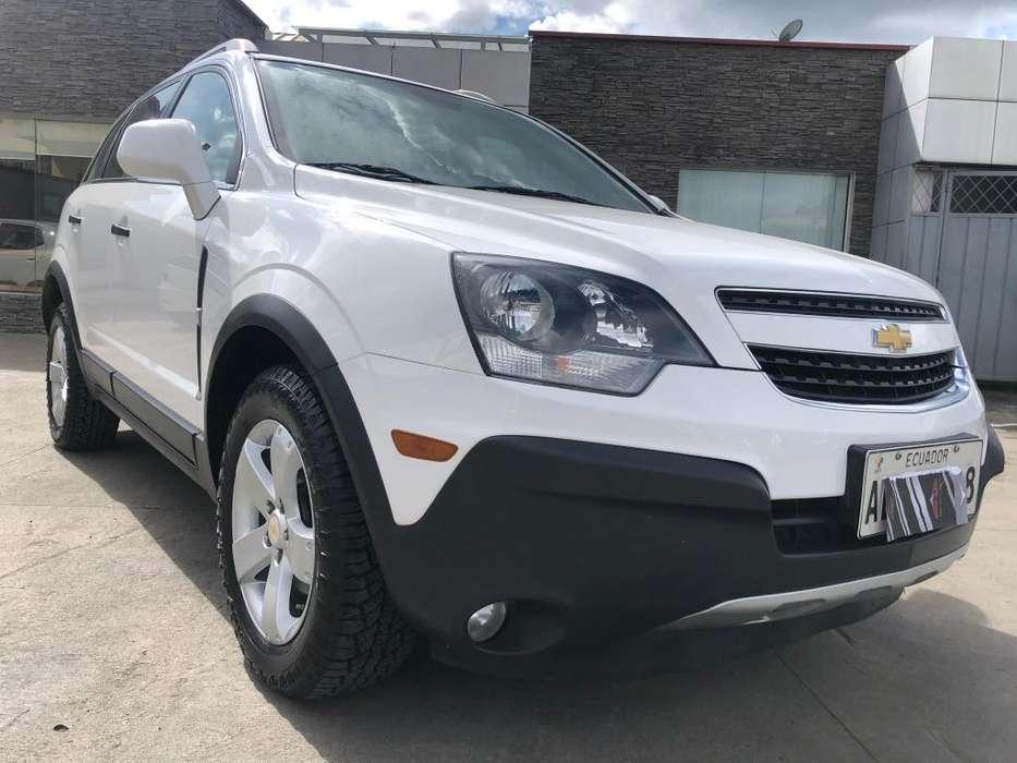 Chevrolet Captiva Sport 2016 - 74300 km